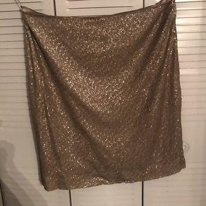 Ralph Lauren sequin skirt
